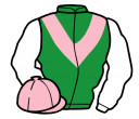 Jockey silk for Greenhead High