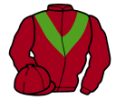 Jockey silk for Bosstime