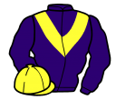 Jockey silk for Urano