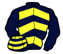 Jockey silk for Little Jimmy