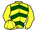 Jockey silk for Clonusker