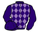 Jockey silk for Yorkshireman