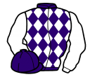 Jockey silk for Clounts Meadows