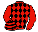Jockey silk for Patrolman