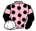 Jockey silk for La Estrella