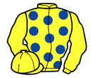 Jockey silk for Richmond