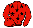 Jockey silk for Brazen