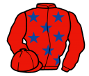 Jockey silk for High Net Worth