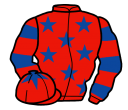Jockey silk for Balthazar King