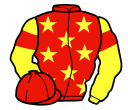 Jockey silk for Eduard