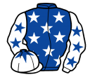 Jockey silk for Coolmill