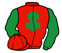 Jockey silk for Dodging Bullets