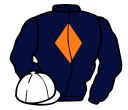 Jockey silk for Alpha Victor