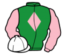 Jockey silk for Quel Esprit