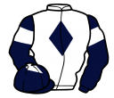 Jockey silk for Anthem Alexander
