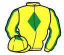 Jockey silk for Pass The Time