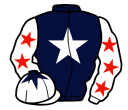 Jockey silk for Canadian Diamond
