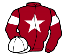 Jockey silk for Devils Bride