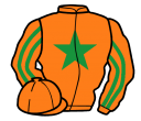 Jockey silk for Who You For