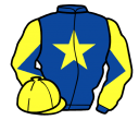 Jockey silk for Little Chip