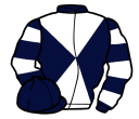 Jockey silk for West Wizard