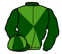 Jockey silk for Remind Me Later