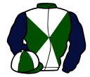 Jockey silk for Major Valentine
