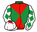 Jockey silk for Spirit Oscar