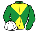 Jockey silk for Kasbhom