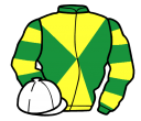 Jockey silk for Baileys Concerto