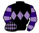 Jockey silk for Hermosa Vaquera