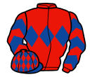 Jockey silk for Shanendou